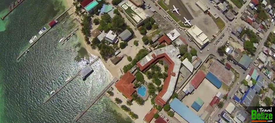 An Amazing Aerial Video of Ambergris Caye, Belize
