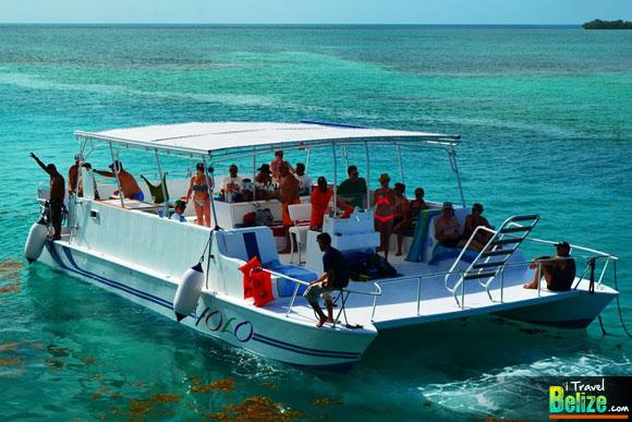 Island Dream Tour Belize