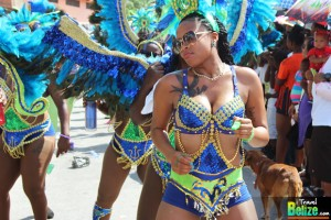 Belize City Carnival Parade