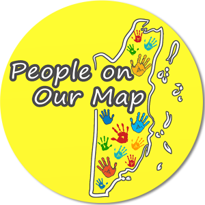 People On Our Map