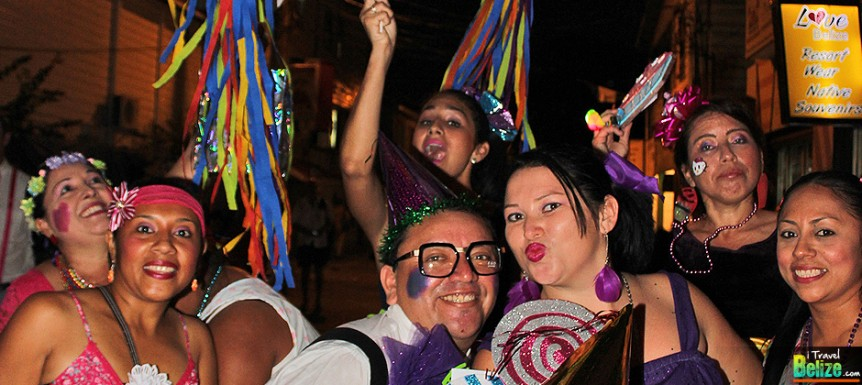 A Carnaval Like No Other in Ambergris Caye