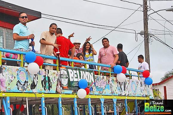 Mardi Gras Party Bus Ignites Carnival Celebrations in Corozal Town