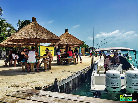 Beach Bumming at Lobster Fest – Caye Caulker Belize