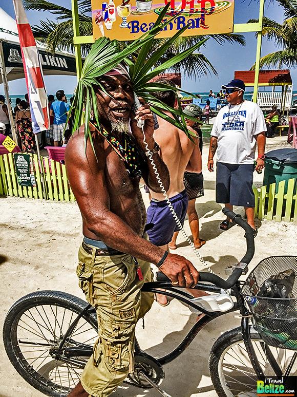 Beach Bumming at Lobster Fest – Caye Caulker Belize
