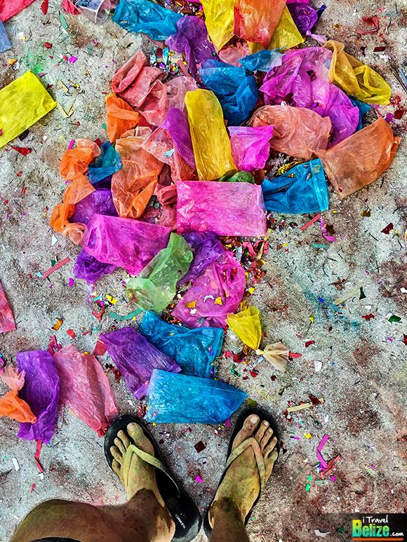 Beach Bumming at Lobsterfest – Caye Caulker Belize