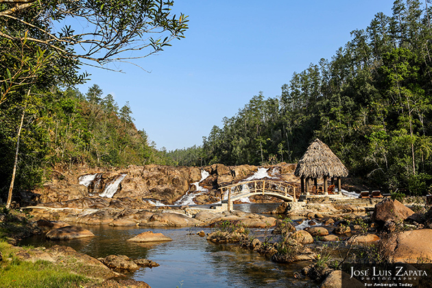Rustic Luxury Defined and Tranquility Accented at Gaia Riverlodge
