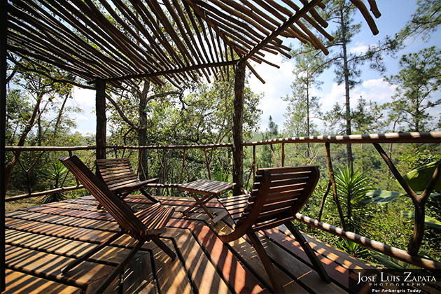 Gaia Riverlodge in Top 10 Eco Hotels in Smith Hotel Awards