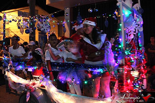 Love FM's Christmas Parade Becomes a San Pedro Tradition