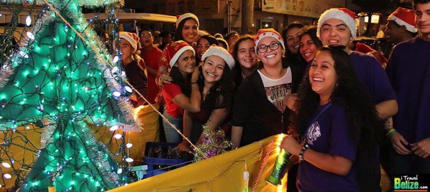 Love FM's Christmas Parade Becomes a San Pedro Tradition