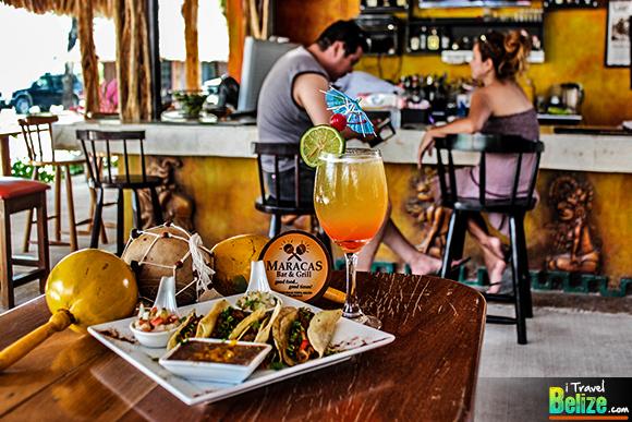 Riverside Dinning at Maracas Bar & Grill