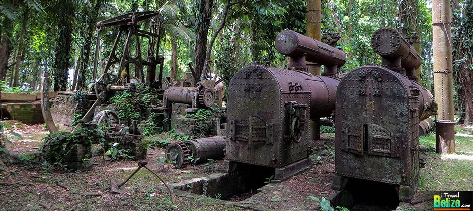 The Abandoned Serpon Sugar Mill Takes You Back In Time