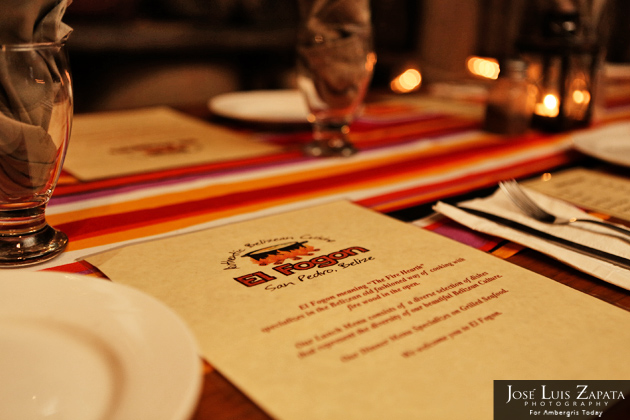 Enjoy A Family Style Dinner at El Fogon Restaurant - Belize Food