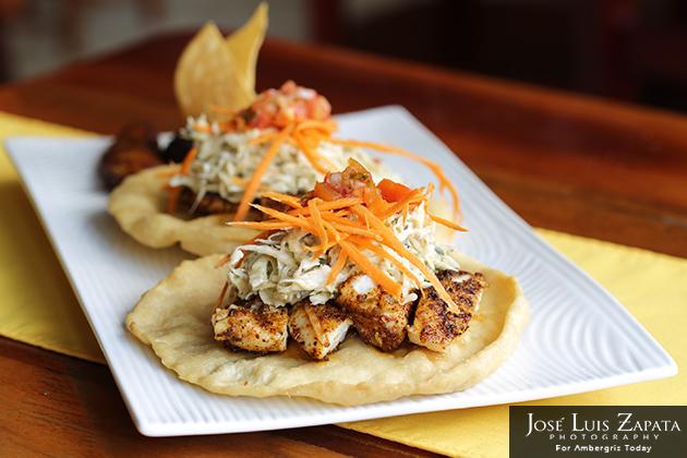 Belizean Fish Tacos