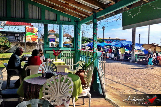 Island Torch Bar & Grill Promises Hearty and Local Dishes - Belize Breakfast