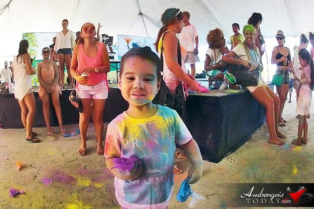 Caye Caulker Lobster Fest Ignites with Color and Flavor