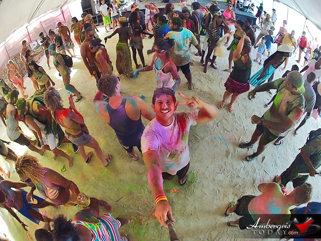 Caye Caulker Lobster Fest Ignites with Color and Flavor