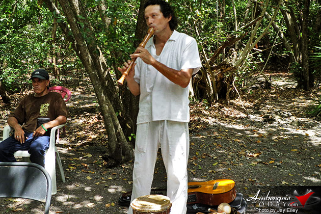 Summer Solstice Celebration at Marco Gonzalez Site, Ambergris Caye