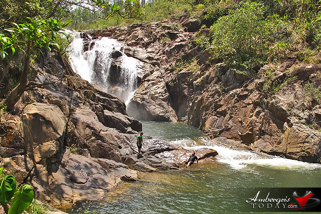 Visit Five of Belize's Most Amazing Waterfalls in Mountain Pine Ridge Reserve