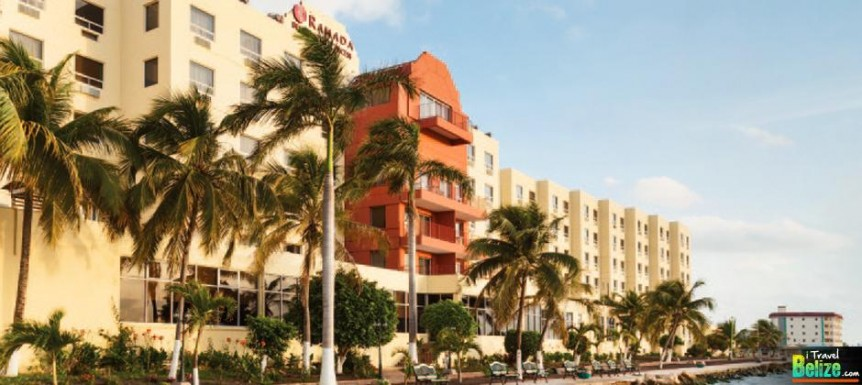 The Ramada Belize City Princess
