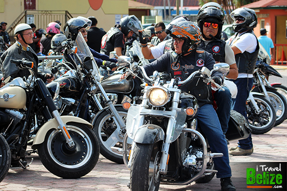 Belize Bike Rally Unites Enthusiasts from Latin America and Beyond