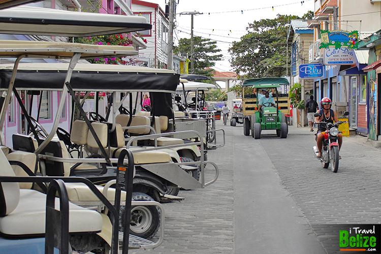 Transportation in San Pedro