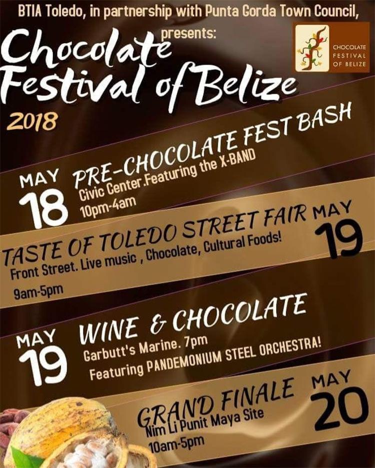 Chocolate Festival Belize