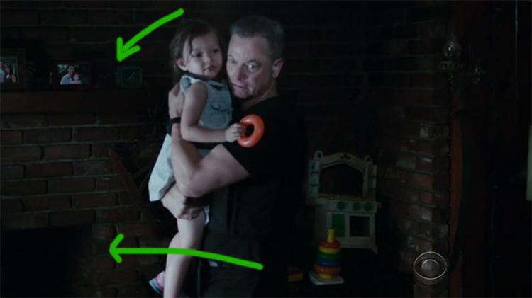 "Screen shot Criminal Minds Beyond Borders ""Love interrupted"""