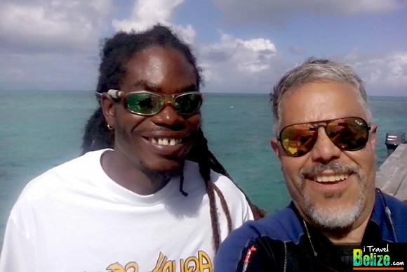 mexico diving club visits belize
