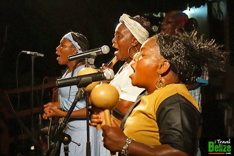 Costa Maya Festival, Garifuna Collective
