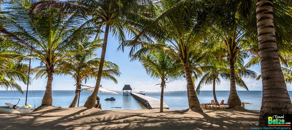Travel Belize Ambergris Caye Shop