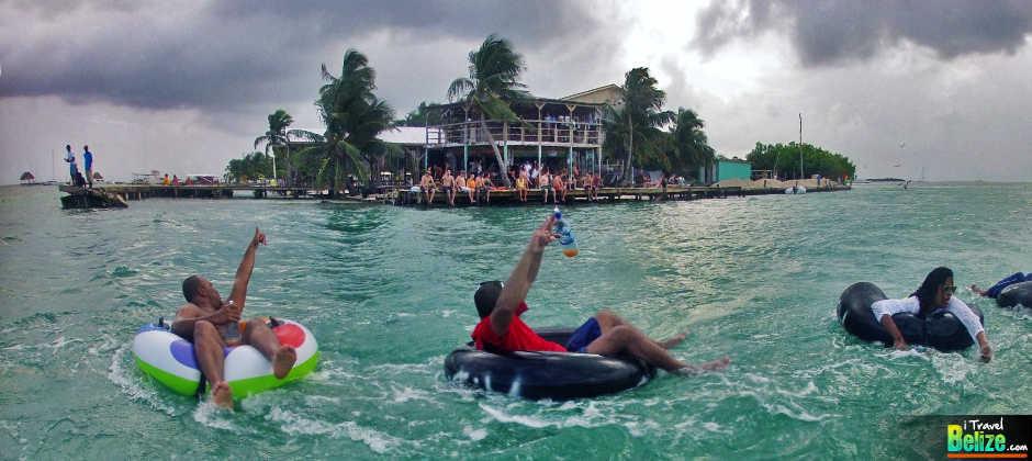 Travel Belize Caye Caulker Play