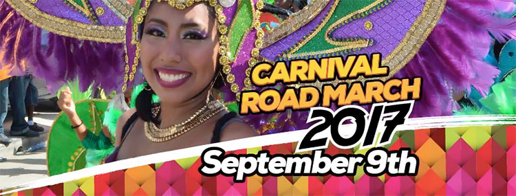 September Celebrations - Carnival Road March