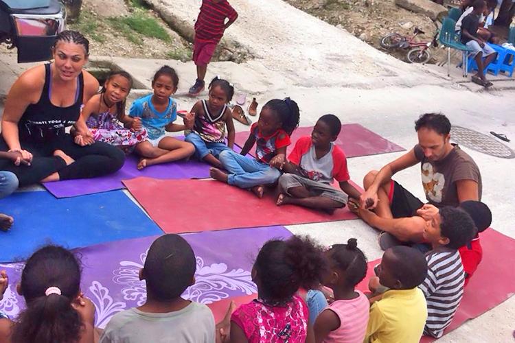 Belize International Yoga Festival