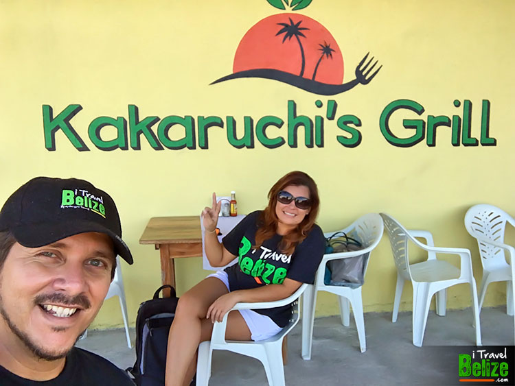 It's All in the Name, Eat at Kakaruchi's Grill - San Pedro, Ambegris Caye