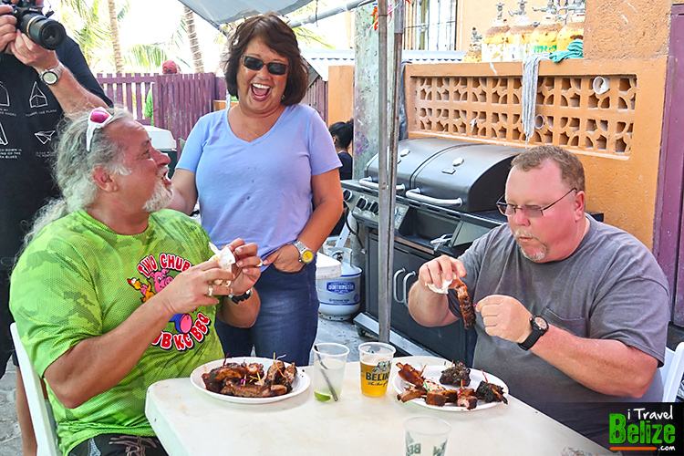 Estel's 6th Annual BBQ Ribs Cook Off