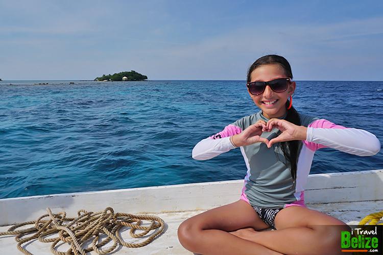 Madison Pearl, Belize Barrier Reef