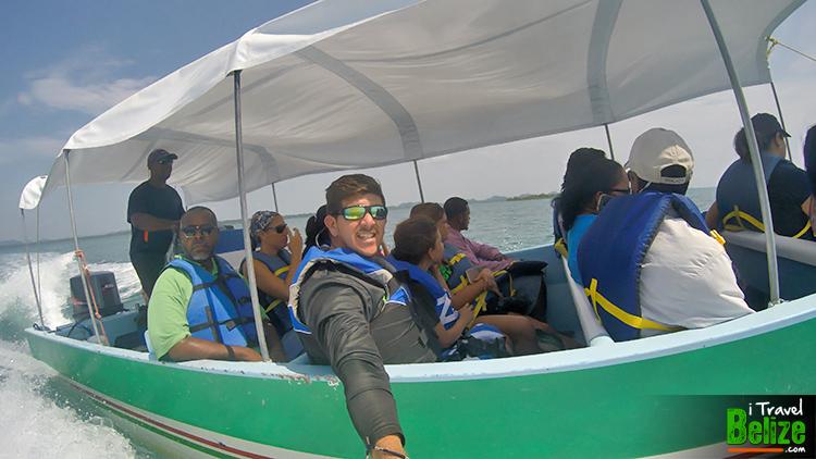 World Oceans Day - Snake Caye - Toledo Belize