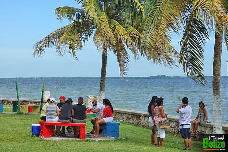 Corozal Corn Coconut Barbeque Festival - Corozal Town
