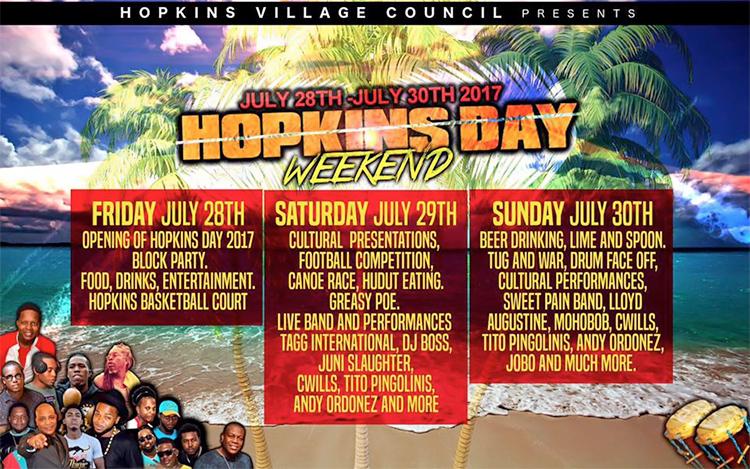 Hopkins Day, Stann Creek, Belize