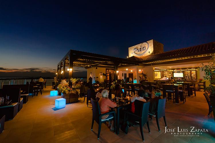 Rain Restaurant and Rooftop Terrace
