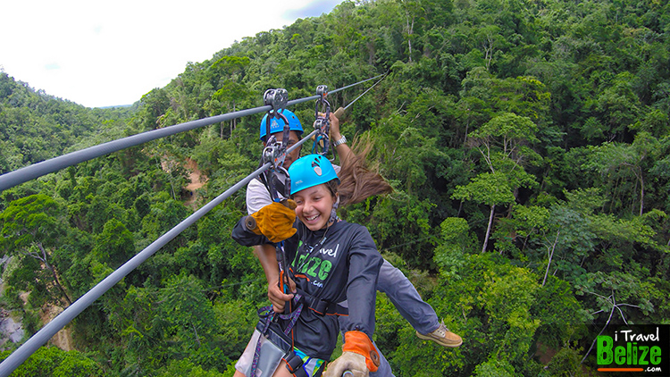 Mayan Sky Canopy Tours Placencia, Stann Creek, Belize