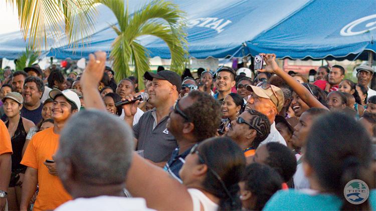TIDE Fist Festival
